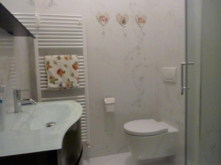 Apartment refurbishment in Liguria, Italy