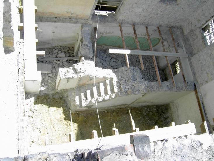 Реставрация каменного дома, Лигурия
