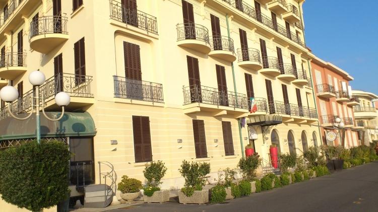 Hotel Refurbishment in Italy