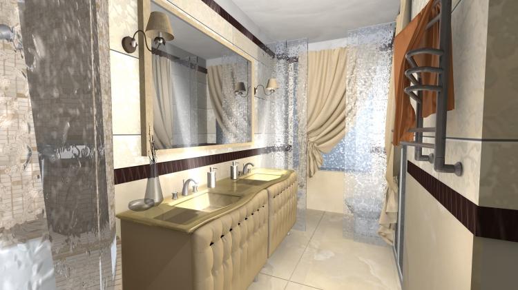 Капитальный ремонт элитной квартиры на Лазурном берегу