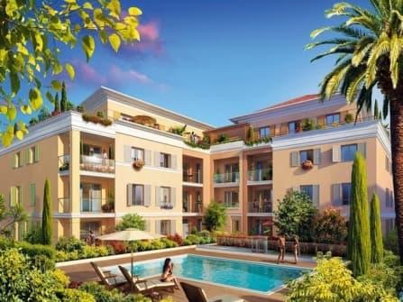 Новые квартиры на продажу в Каннах
