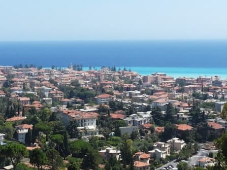 Plot of Land For Sale in Bordighera