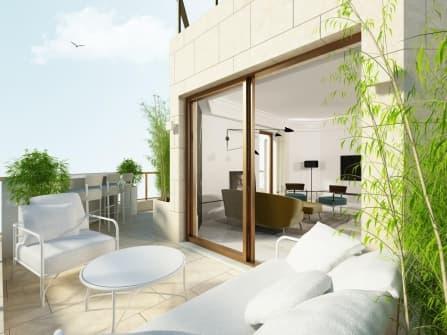 Шикарная квартира в центре Монако