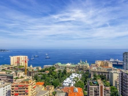 Элитная квартира на продажу в Монако