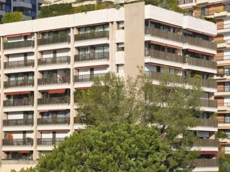 Квартира в Золотом Квадрате в Монако