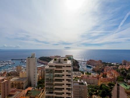 Прекрасная квартира у моря в Монако