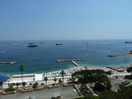 Шикарная квартира на продажу в Монако