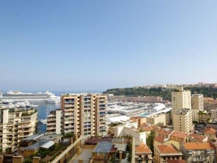 Luxury sea view apartment for sale in Monaco