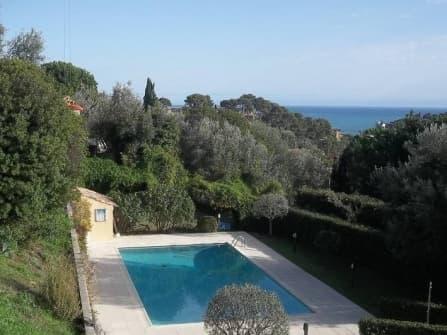 Apartment in villa in Roquebrune-Cap-Martin