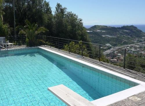 Taggia sale house with pool