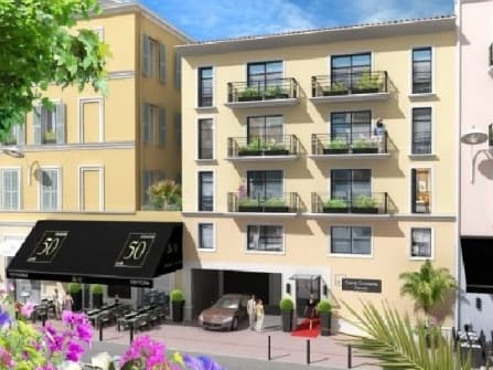 New apartments for sale in Cannes Croisette