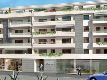 Nuovi appartamenti in vendita ad Antibes