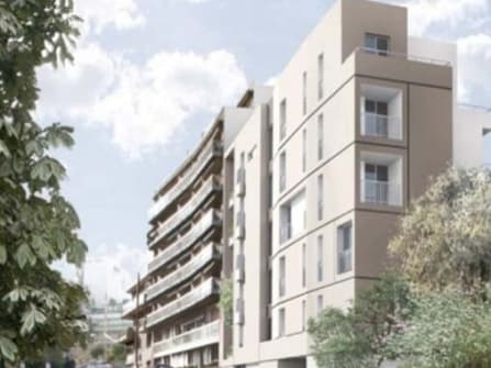 Новая квартира на продажу в Антибах