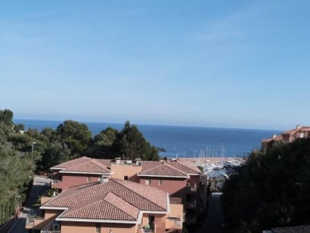 Luxury sea view apartment in Theoule sur Mer