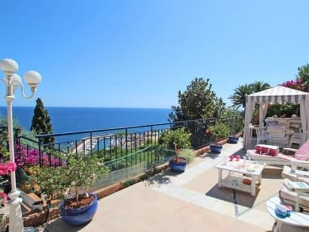 Magnificent apartment in Theoule sur Mer