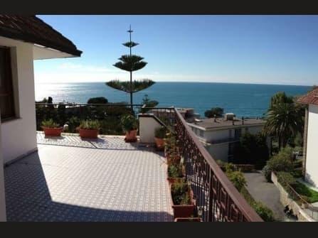Sanremo appartement à vendre vue mer