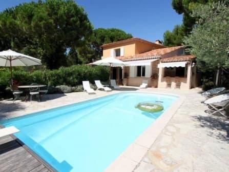 Charming villa in Villefranche sur Mer