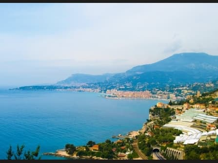Ventimiglia, apartment seaview for sale