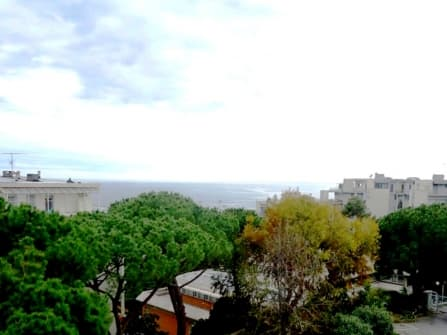 Sanremo Attico Vista Mare In Vendita