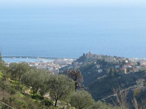 Sanremo vente villa vue mer
