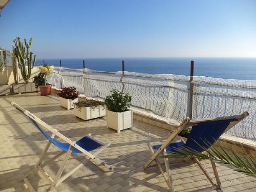 Прекрасная квартира у моря в Оспедалетти