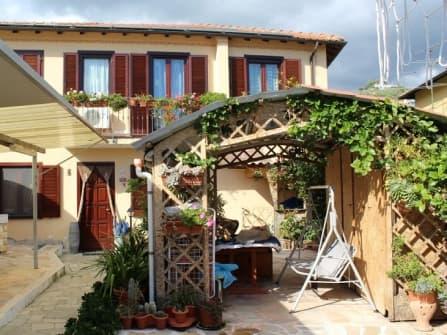Sanremo villa seaview for sale