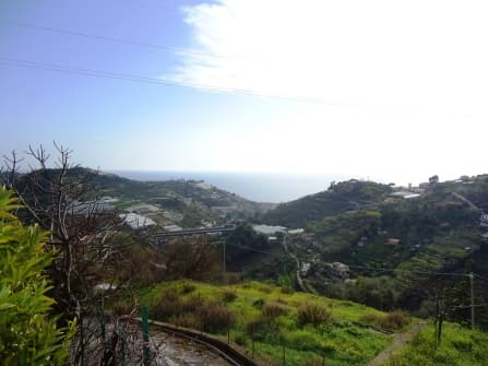 Санремо вилла с видом на море на продажу