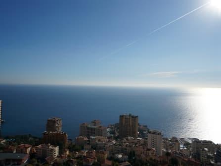 Новая резиденция с видом на Монако в Босолей