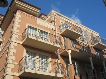 Bordighera sea view apartment for sale