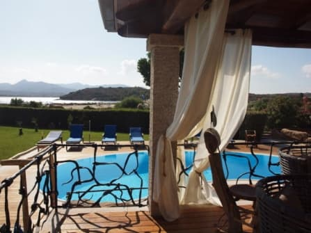 Villa for rent in Sardinia