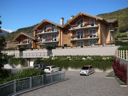 AOSTA VALLEY - APARTEMENTS FOR SALE