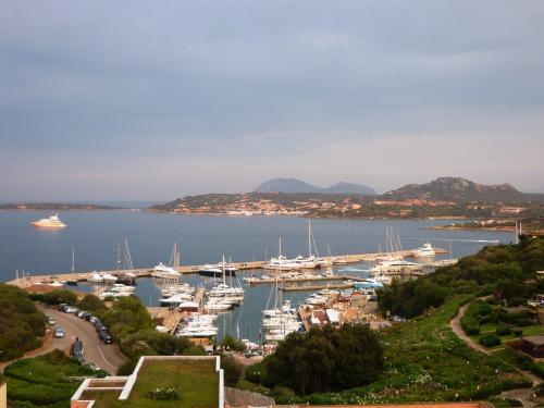 Портиско Сардиния квартира с видом на море