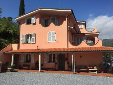 Unique villa for sale in Imperia