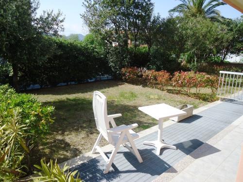 Bordighera Apartment mit Garten zu verkaufen