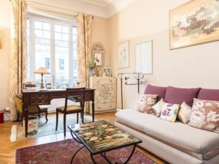 Великолепная квартира в центре Ниццы