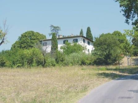 Firenze villa in zona panoramica in vendita