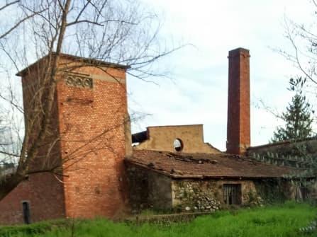 Ex mulino in Toscana