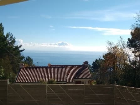 Sanremo house for sale sea view