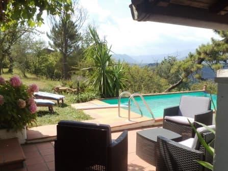 Vallebona villa con piscina in vendita