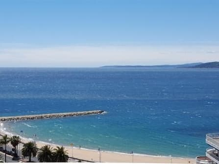 Квартира с видом на море в Сан Рафаэле