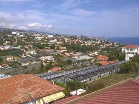 Sanremo Villa zum Verkauf mit Meerblick