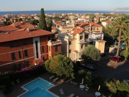 Bordighera apartment sea view  for sale