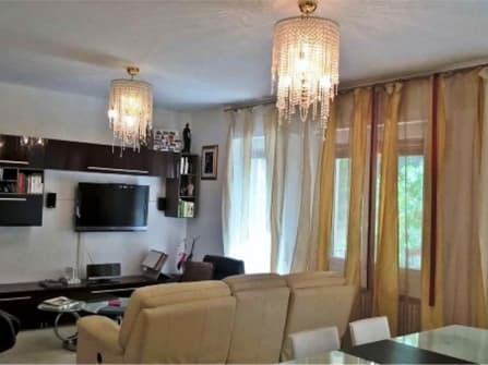 Sanremo vente appartement avec jardin