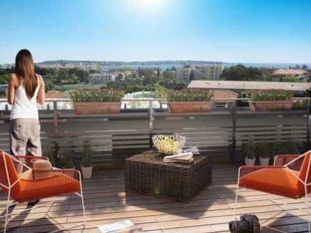 Новые квартиры в Валлорис Франция