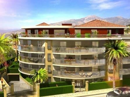 Neubauwohnungen in Roquebrune Cap Martin
