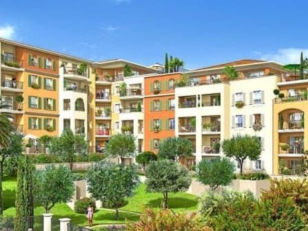 Appartement neuf à Cagnes-sur-mer