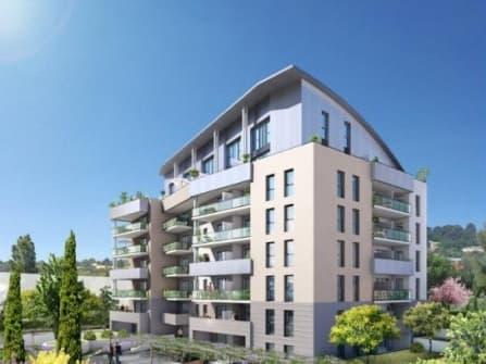 Новые квартиры в Антибах Франция