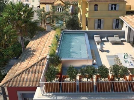 Новые шикарные квартиры в Сен-Тропе