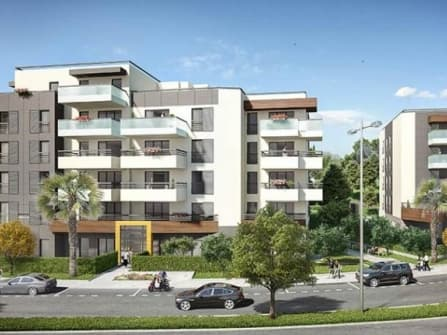 New apartments for sale in Cagnes-sur-mer