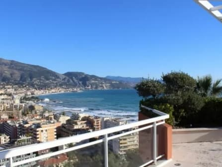 Luxury apartment in Roquebrune-Cap-Martin